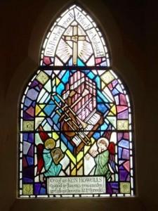The Choir Window