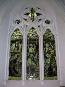 The Puxley Chapel Window